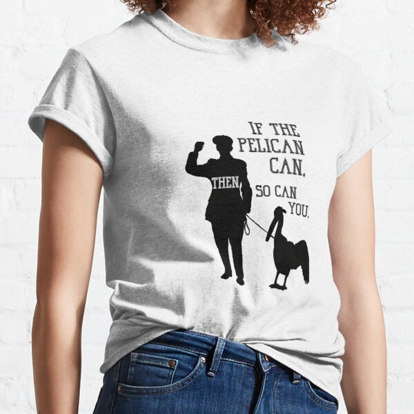 Endeavour - If The Pelican Can Classic T-Shirt