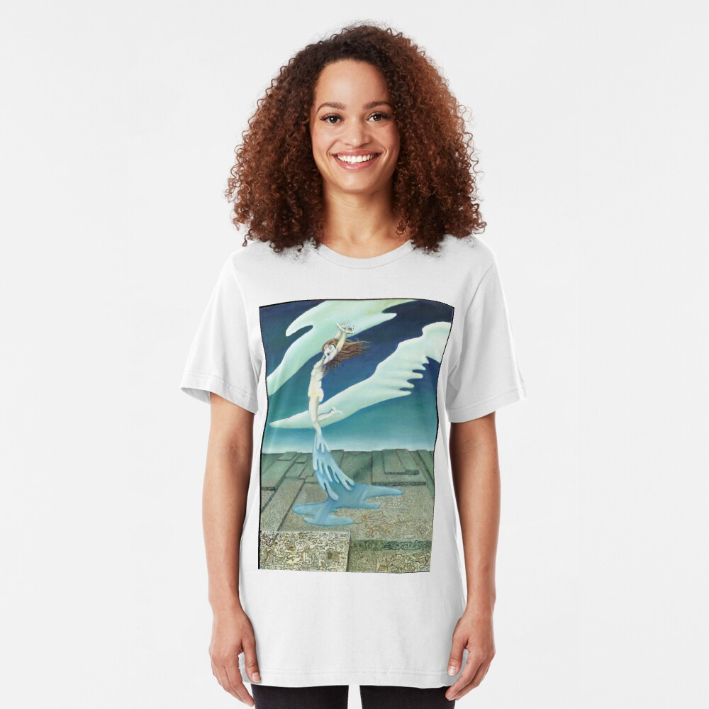 Spill Slim Fit T-Shirt