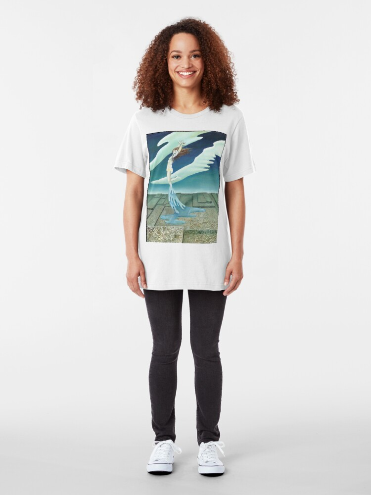Alternate view of Spill Slim Fit T-Shirt