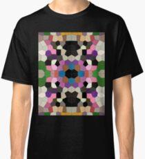 BENG MOSAIK PATTERN KUNTERBUNT ABSTRAKT Classic T-Shirt