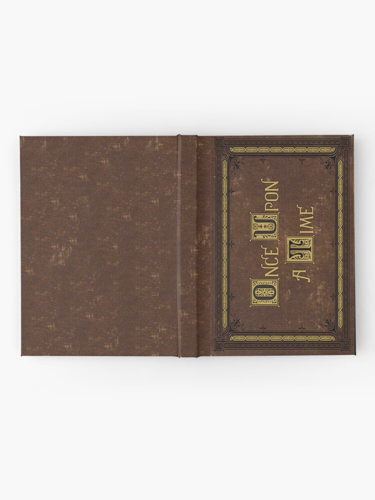 Alternate view of Once Upon a Time Merchandise Hardcover Journal