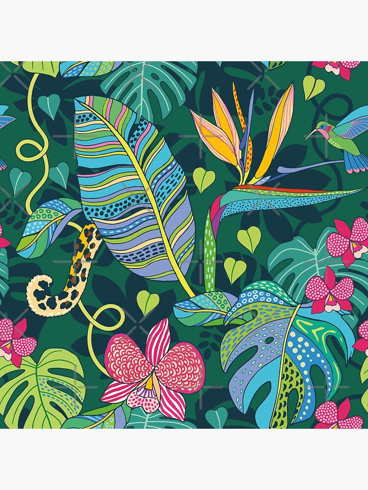 Bohemian Tropics by nadyanadya