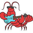 Rock Lobster von Brett Gilbert