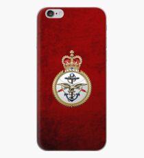 British Armed Forces Emblem 3D iPhone Case