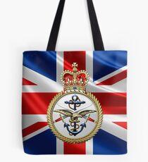 British Armed Forces Emblem 3D Tote Bag