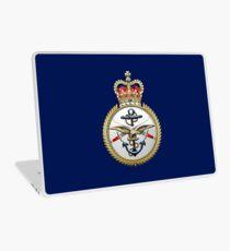 British Armed Forces Emblem 3D Laptop Skin