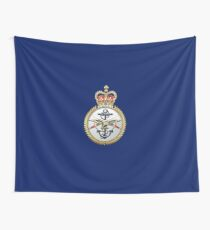British Armed Forces Emblem 3D Wall Tapestry
