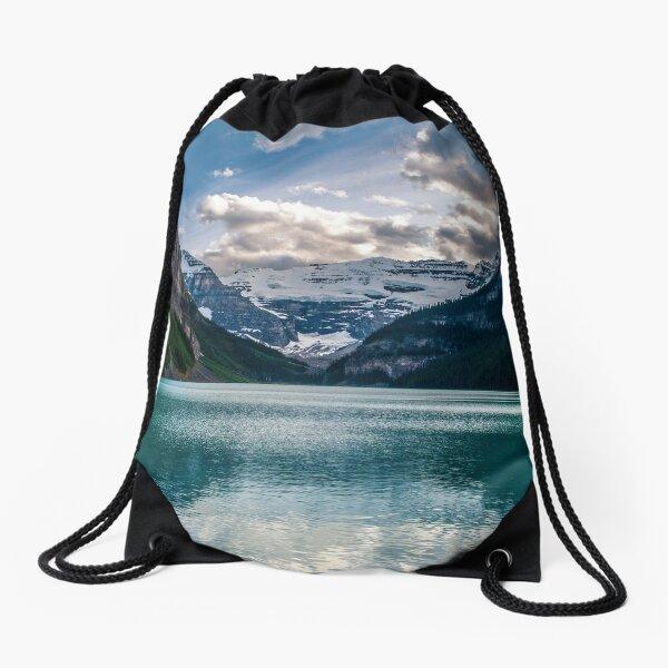 Lake Louise Drawstring Bag
