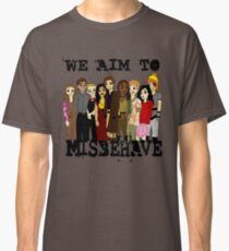 Magically Misbehaved Classic T-Shirt