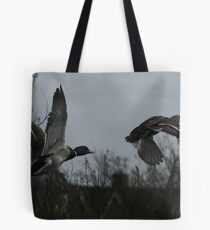 Into The Twilight Tote Bag
