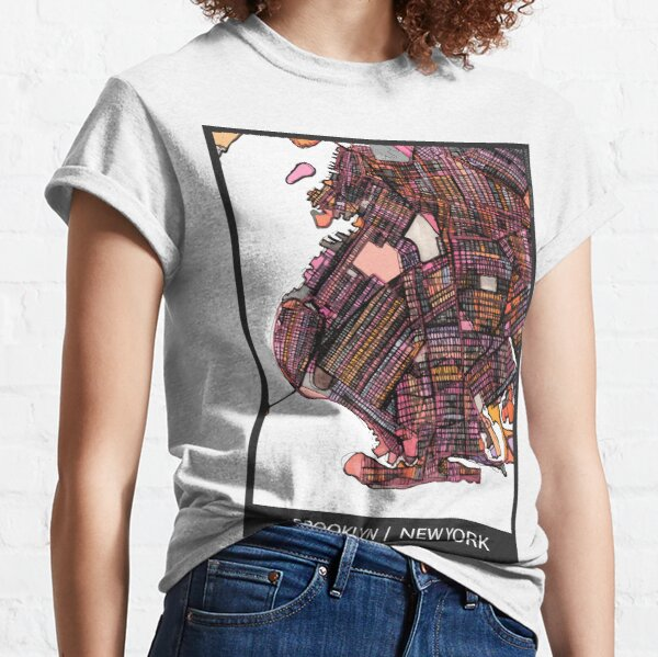 Brooklyn, NY Classic T-Shirt