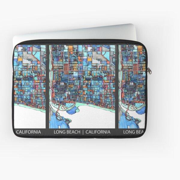 Long Beach, CA Laptop Sleeve