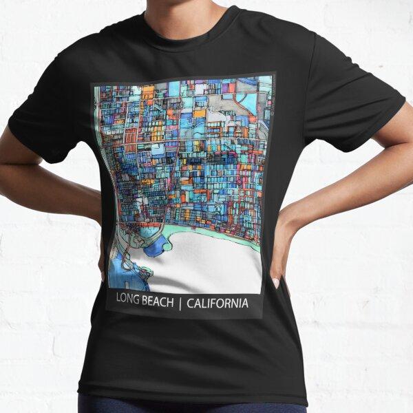 Long Beach, CA Active T-Shirt
