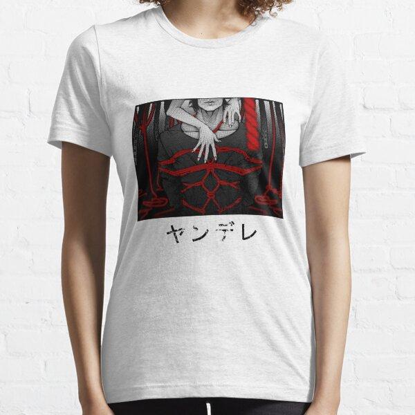 SHIBARI/KINBAKU AESTHETIC - YANDERE Essential T-Shirt