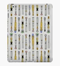 Dr. Who Sonic Screwdrivers iPad Case/Skin