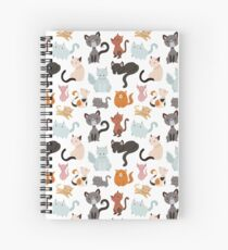 You've Cat to be Kitten Me Right Meow Spiral Notebook
