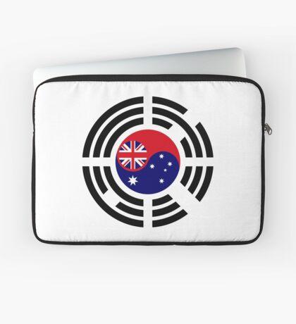 Korean Australian Multinational Patriot Flag Series Laptop Sleeve