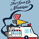 Nuance Retro: Ice Cream Truck Time Machine   by NuanceArt