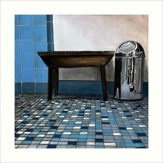 "Bathroom Art Size: ""Bathroom"" Art Prints By Minorsaint"