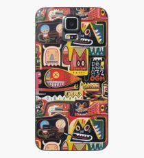 Mutant pop corn  Case/Skin for Samsung Galaxy