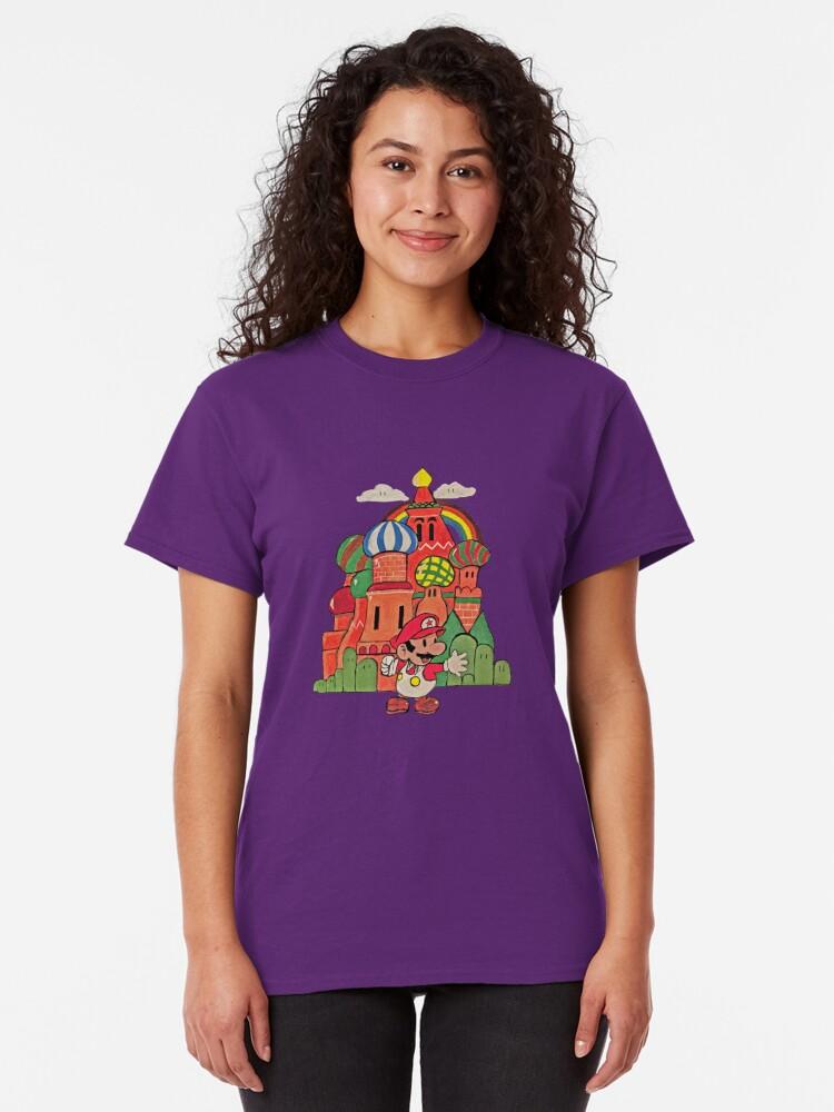 T-shirt classique ''Komrad Stoline': autre vue