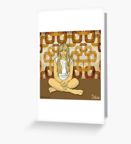 Brown Paper Packages Greeting Card