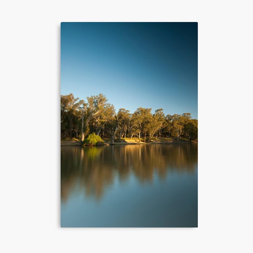Der Edward River Leinwanddruck