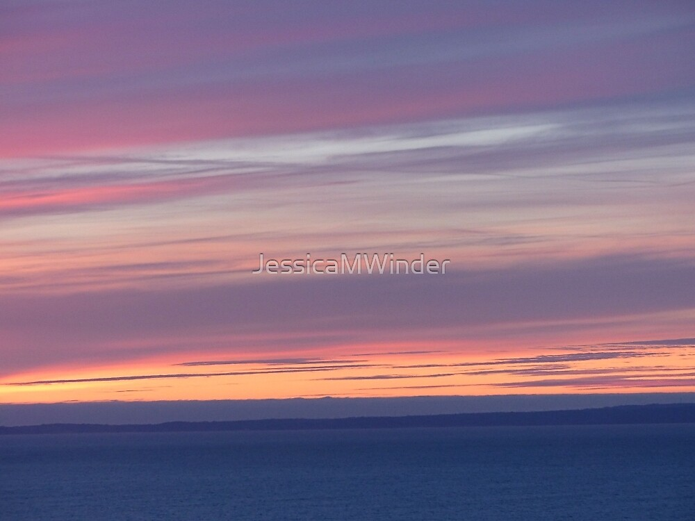 Gower Sunset 1 by JessicaMWinder