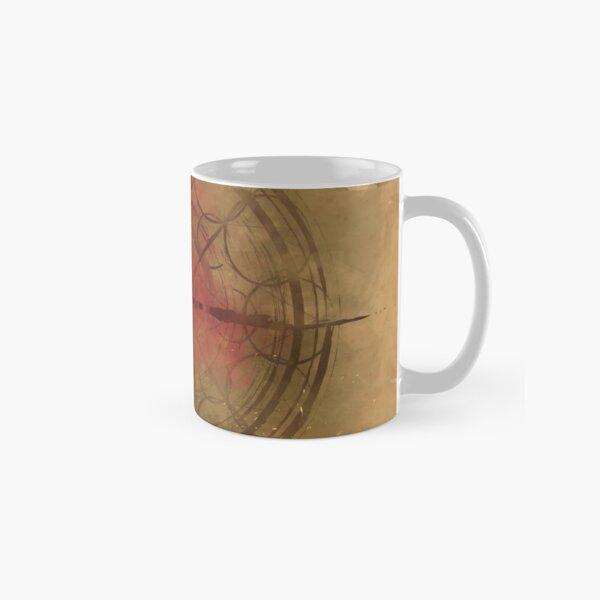 The Crystal Saga Rose Mandala Classic Mug