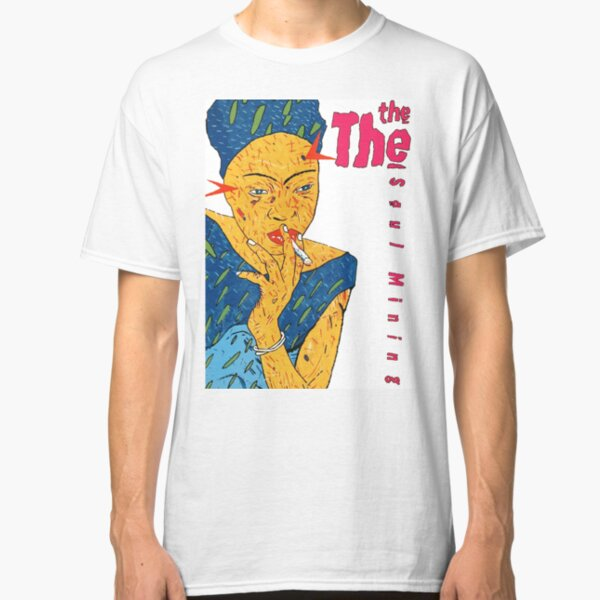 The The - Soul Mining Classic T-Shirt