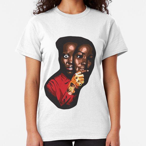 MARVEL FILLES Black Panther Character Montage T-Shirt