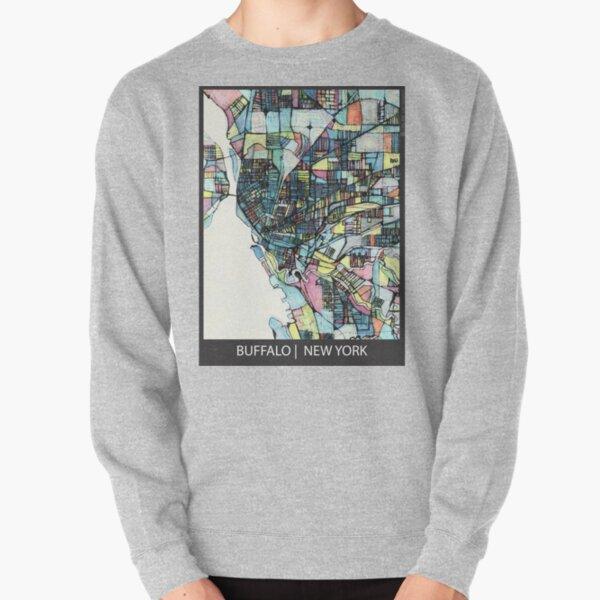 Buffalo, NY Pullover Sweatshirt