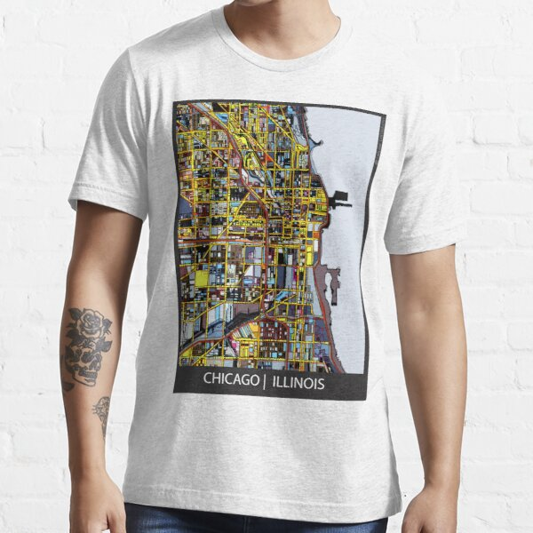 Chicago, IL Essential T-Shirt