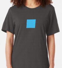Zima Blue - Try in Unique Colors Slim Fit T-Shirt