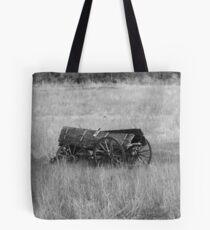 """Wagon To Nowhere"" Tote Bag"