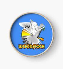 Woodstock 2019 Clock