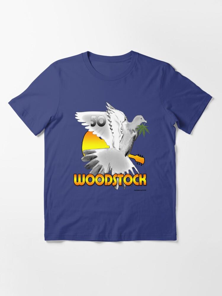 Alternate view of Woodstock 2019 Essential T-Shirt
