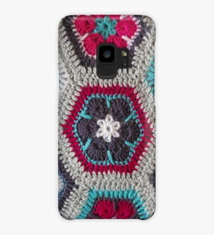 Crochet Kaleidoscope ... Case/Skin for Samsung Galaxy