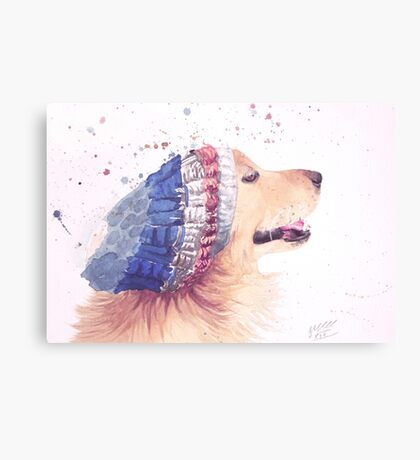 What's Up Dog Canvas Print