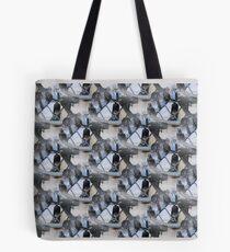 Sextant Pattern Tote Bag