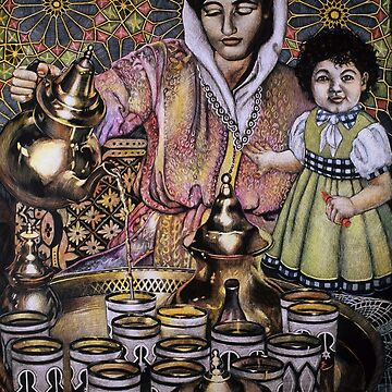 Tea Time by joannaalmasude
