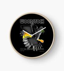 Woodstock 50th Clock