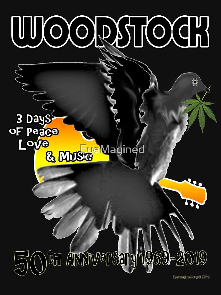 Woodstock 50th by EyeMagined