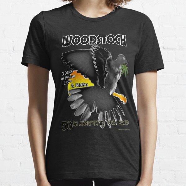 Woodstock 50th Essential T-Shirt
