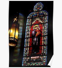 Santa Fe Divinity; Loretto Chapel Poster