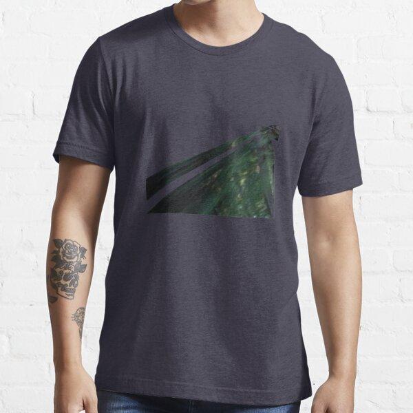 Forest Moon Trees Speeder Chase VI 1980 - Retro Logo T-Shirt Essential T-Shirt
