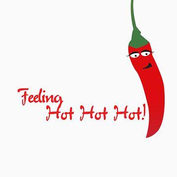 Feeling Hot Hot Hot by smwdesign