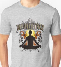 Meditation is LISTENING to GOD T-Shirt