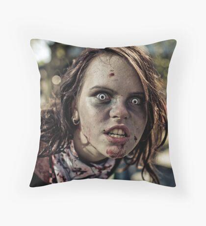 Boo! Throw Pillow