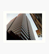 Cinci Bank Building Art Print